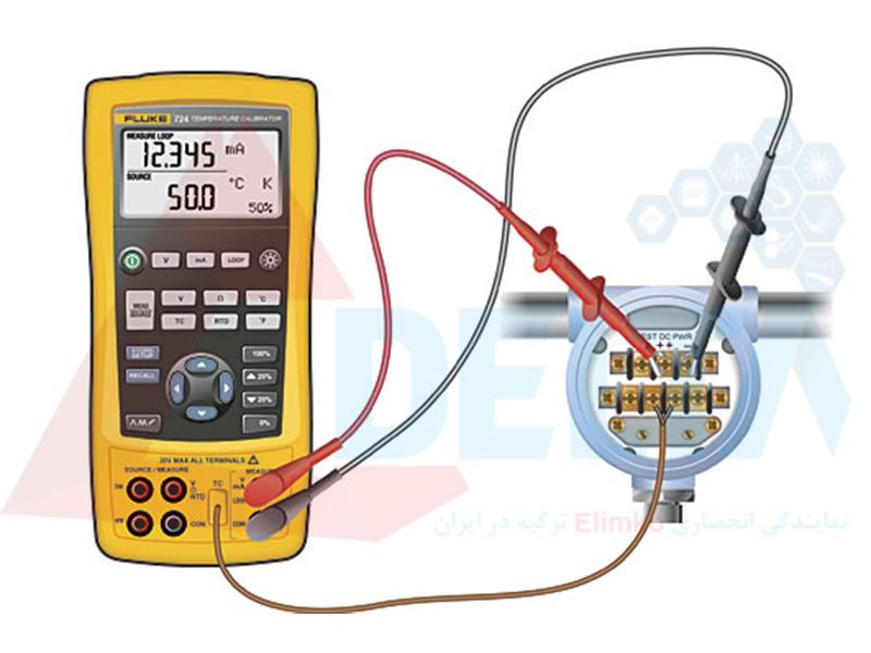 ولتاژ خروجی ترموکوپل